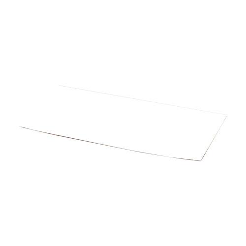 12x24cm Ara Karton Seperatör - Beyaz
