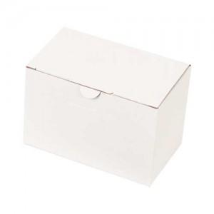 12x7x8cm Kilitli Kutu - Beyaz - Thumbnail