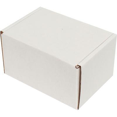 12x8x6,5cm Kilitli Kutu - Beyaz