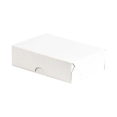 14x10x4cm E-Ticaret Kargo Kutusu [4 Nokta] - Beyaz