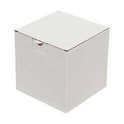 14x14x14cm Kutu - Beyaz - Thumbnail