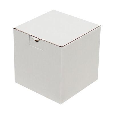 14x14x14cm Kutu - Beyaz
