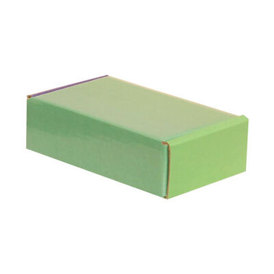 14x8x4cm Ofset Desenli Kutu -Yeşil