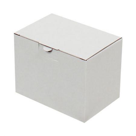 15x10x11cm Kilitli Kutu - Beyaz