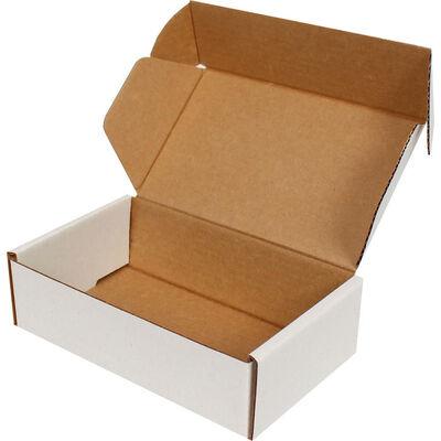 16x8x3cm Kilitli Kutu - Beyaz