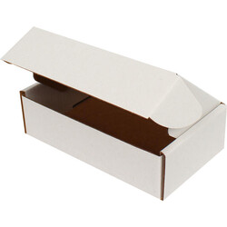 16x8x3cm Kilitli Kutu - Beyaz - Thumbnail