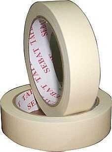 18mmx25 Metre Kağıt Maskeleme Bantı