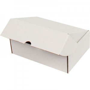 20x13x3,8cm Kilitli Kutu - Beyaz - Thumbnail