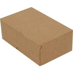 20x13x7,5cm E-Ticaret Kargo Kutusu [4 Nokta] - Kraft - Thumbnail