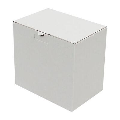21x14x19,5cm Kutu - Beyaz