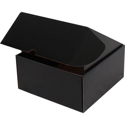 21x21x10cm Siyah Kutu