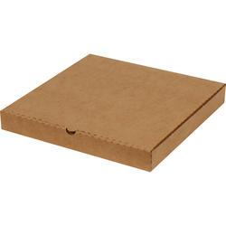 23,8x23,8x3cm Pizza Kutusu - Kraft - Thumbnail