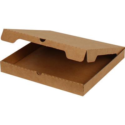 23,8x23,8x3cm Pizza Kutusu - Kraft