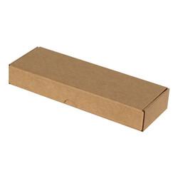 24x8x3,5cm Kilitli Kutu - Kraft - Thumbnail