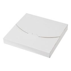 27x27x3,5cm Tişört Kargo Kutusu - Beyaz - Thumbnail