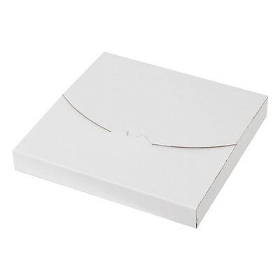 27x27x3,5cm Tişört Kargo Kutusu - Beyaz