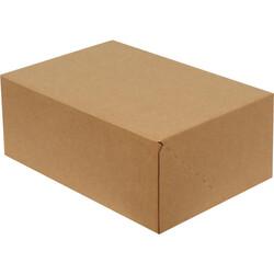 35x24x14cm E-Ticaret Kargo Kutusu [4 Nokta] - Kraft - Thumbnail