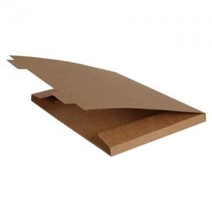 35x26,5x2cm Tablo Kutusu - Kraft - Thumbnail