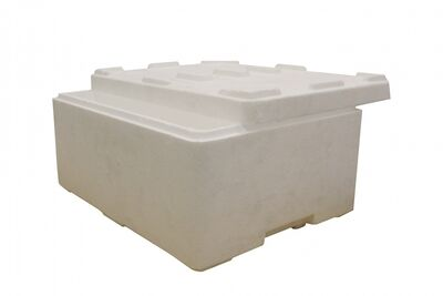 39x29x18cm Styrofoam Fish Boxes Online Sale Store