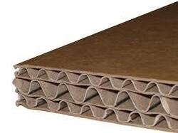 40x40x40cm Tripleks Kraft Koli [Üç Oluklu] - Thumbnail