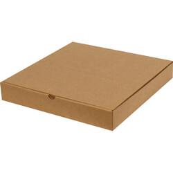 40x40x5cm Pizza Kutusu - Kraft - Thumbnail