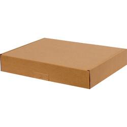 41x30x7cm Notebook Kutusu [Kraft] [Kraft] - Thumbnail