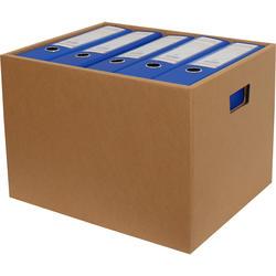 41x34x29,5cm Klasör Arşiv Kolisi - Kraft - Thumbnail