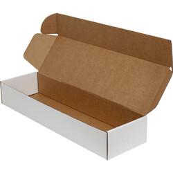 42x12x6,5cm Kilitli Kutu - Beyaz - Thumbnail