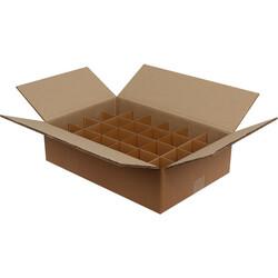 Koli - 44x29,5x12,7cm. Seperatörlü Su Bardağı Kolisi (1)