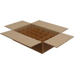44x29,5x12,7cm. Seperatörlü Su Bardağı Kolisi - Thumbnail