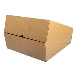 45x40x15cm E-Ticaret Kargo Kutusu [4 Nokta] - Kraft - Thumbnail