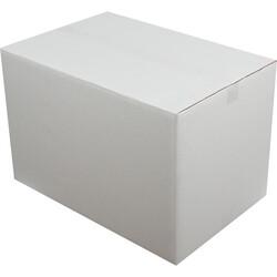 60x40x40cm Beyaz Çeyiz Kolisi - Thumbnail