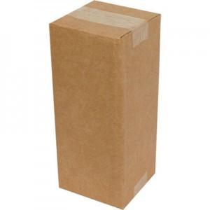 9x9x29cm Tek Oluklu Koli - Kraft - Thumbnail