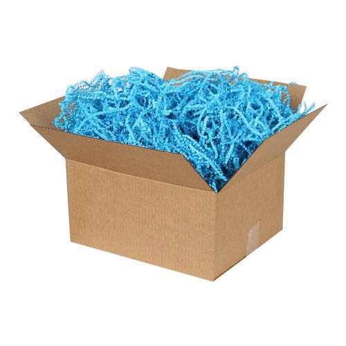 Zikzak Kağıt Dolgu Malzemesi- Koyu Mavi [250Gr] - Thumbnail