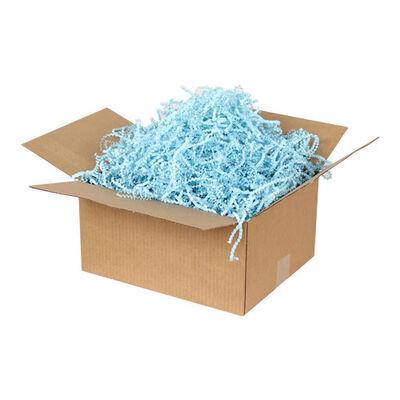 Zikzak Kağıt Dolgu Malzemesi- Mavi [250Gr]