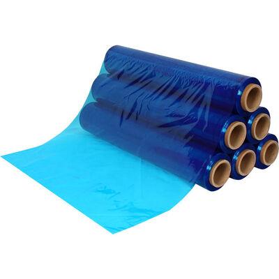 Renkli 23 Micron Streç [Mavi]