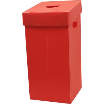 Plastik Atık Pil Kutusu