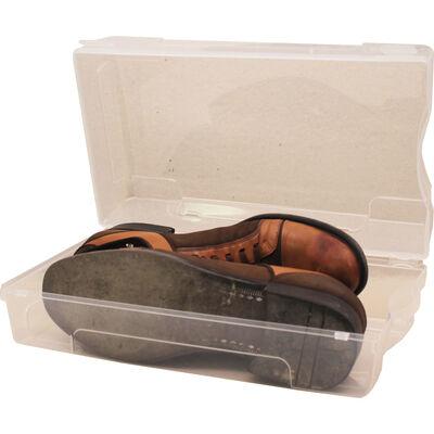 Şeffaf Ayakkabı Kutusu [Erkek - 5'li]