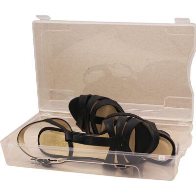 Şeffaf Ayakkabı Kutusu [Kadın - 5'li]