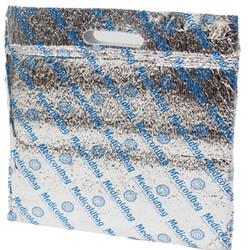 Fermuarlı Soğuk Zincir Torbası 30x30+10cm - Thumbnail