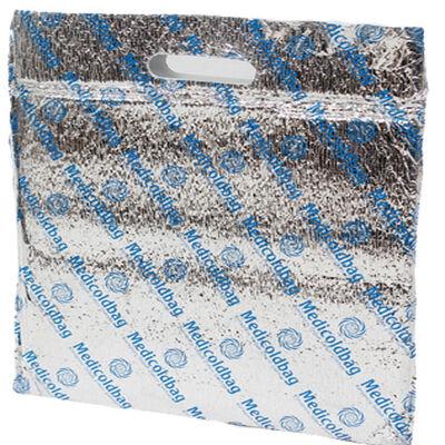 Fermuarlı Soğuk Zincir Torbası 30x30+10cm